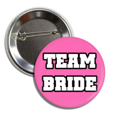 Bridal Shower Buttons