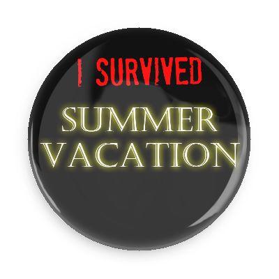 Summertime Buttons