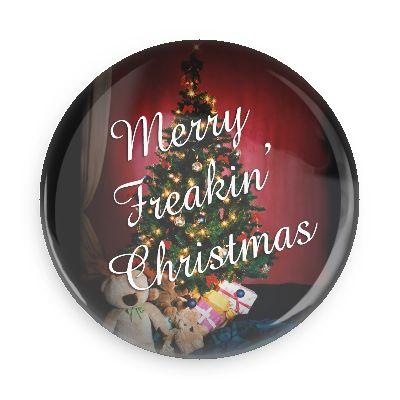 Christmas Buttons