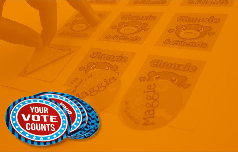 Make Buttons   Pin Buttons   Custom Buttons   Badge Pins