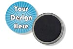 Fridge Magnet Buttons