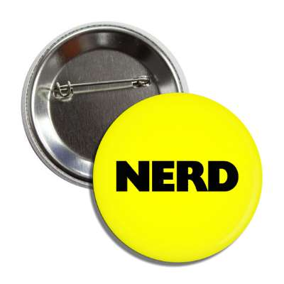 nerd one word weird geek freak