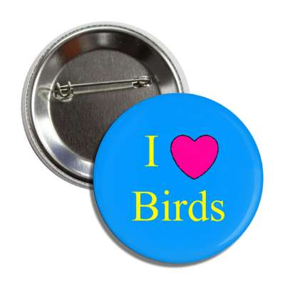 i love birds feathered friends wings flight feathers heart