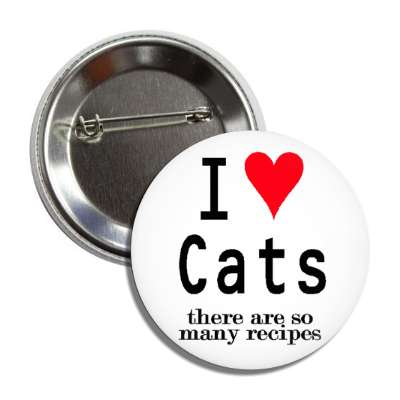 love eat cats many recipes food