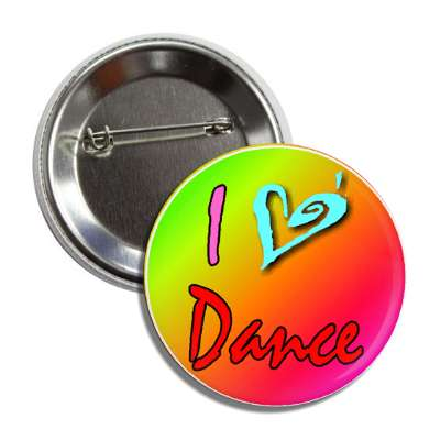 love dance pretty color