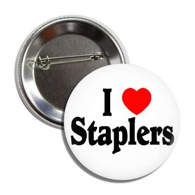 i love staplers red office space heart mechanical devices papers documents