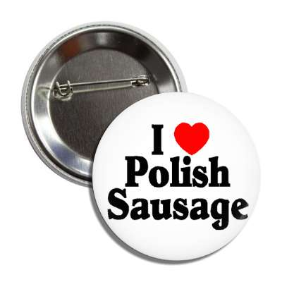 i love polish sausage ground meat press smoked poland
