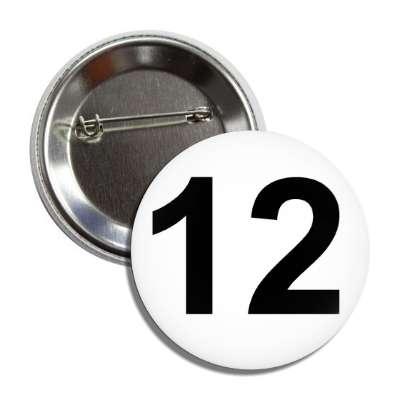 number twelve 12