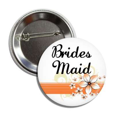 Wedding, love, marriage, bridal party, groom, buttons, bridesmaid