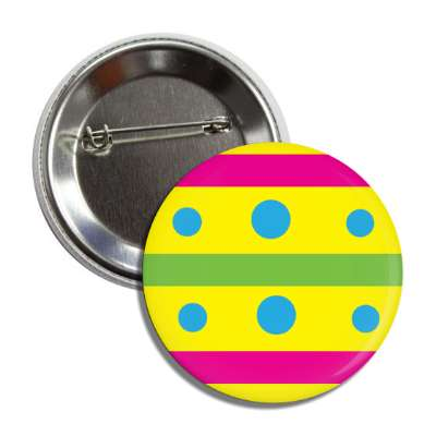 easter egg holiday polka dots stripes