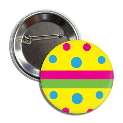 easter, egg, holiday, polka dots