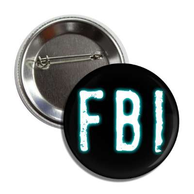 FBI federal bureau of investigation