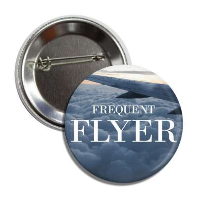 Frequent Flyer airplane pilot flying