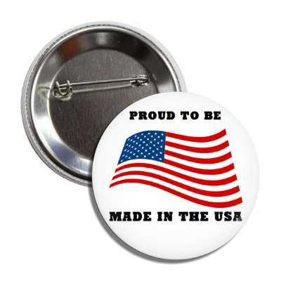 proud to be made in the usa Red white blue american flag stars and stripes pride president campaign nationalism anthem god bless the usa statue of liberty american flag   america pride symbol new york city troops