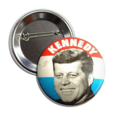 kennedy antique buttons political campaign  presidential vintage president nixon ike kennedy reagan america usa american presidents retro
