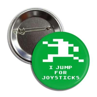 i jump for joysticks 8 bit retro vintage arcade atari 2600 800 midway arcades videogames videogame pac man pacman game games fun 80s 1980