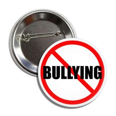 no bullying protest anti red slash