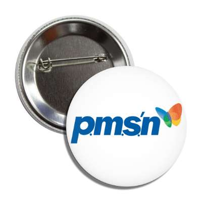 pmsn msn microsoft network symbol parody parodies funny sayings hilarious corporate logo mockery