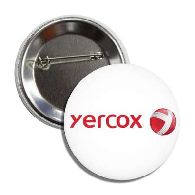 yercox xerox parody parodies funny sayings hilarious corporate logo mockery