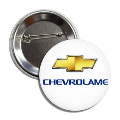 chevrolame chevrolet cars car parody parodies funny sayings hilarious corporate logo mockery