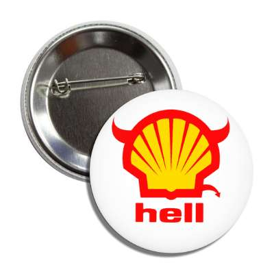 hell shell gas parody parodies funny sayings hilarious corporate logo mockery