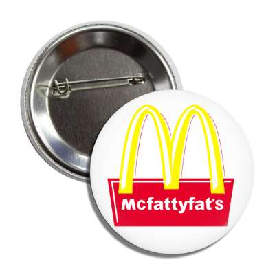 mcfattyfats mcdonalds parody parodies funny sayings hilarious corporate logo mockery