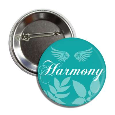 harmony one word encouragement inspiration inspiring motivational confidence affirmations affirmation