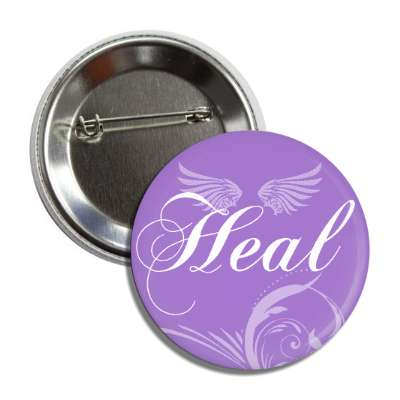 heal one word encouragement inspiration inspiring motivational confidence affirmations affirmation