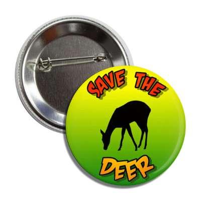 save the deer animal rights activism fur peta meat vegetarian