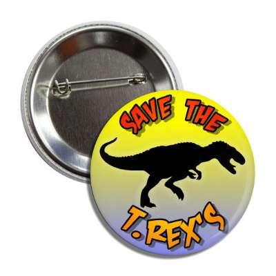 save the t rex tyrannosaurus animal rights activism fur peta meat vegetarian