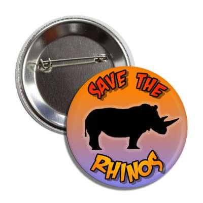 save the rhinos animal rights activism fur peta meat vegetarian