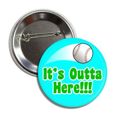 its outta here sports baseball softball fun recreational activities