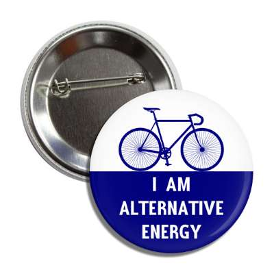 i am alternative energy cycling bicyclist sports fun recreational activities