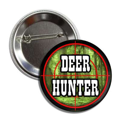 deer hunter hunting sports recreation