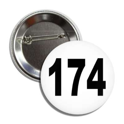 number one hundred seventy four 174 math plain number