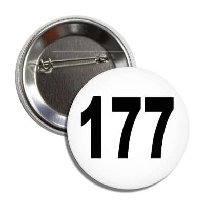 number one hundred seventy seven 177 math plain number