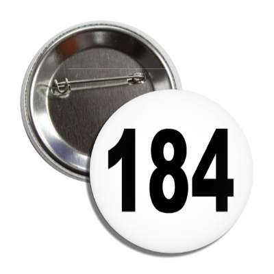 number one hundred eighty four 184 math plain number