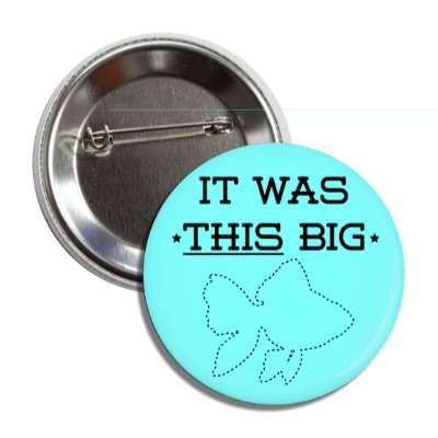 it was this big fish sports muskee trout largemouth smallmouth walleye lure bait shark grouper yellowfin salmon catfish