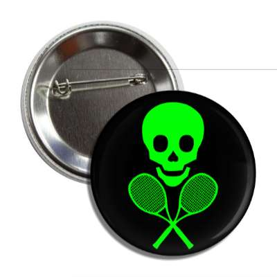 tennis rackets skull crossbones tennis sports fun funny sayings recreational activities