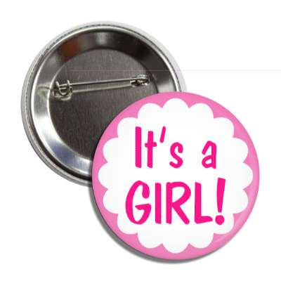 its a girl occasions new baby girl boy child new parent