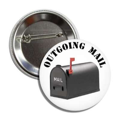 outgoing mail household uses misc post office mailbox mail box reminder useful