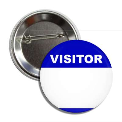 visitor fill in the blank marker name tag nametag welcome ice breaker