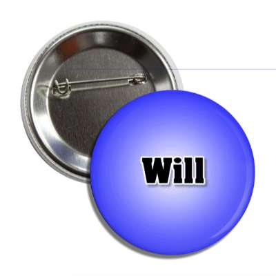 will common names male custom name button