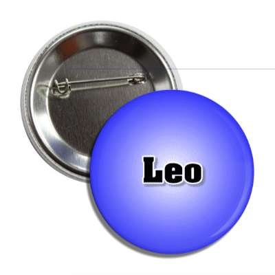 leo common names male custom name button
