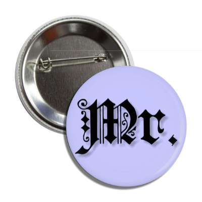mr mister wedding marriage button pin love custom wedding bridal