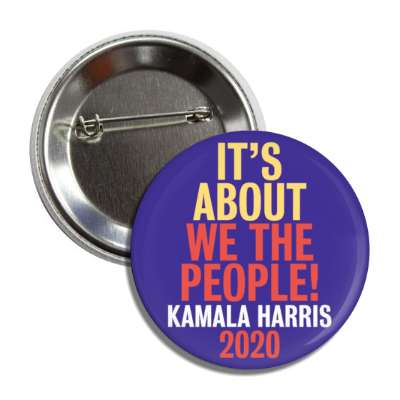 its about we the people kamala harris modern political politics 2020