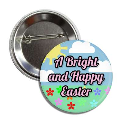 A bright and happy easter, happy easter, easter bunny, holiday, bunny, rabbit, egg, sunday, jesus resurrection