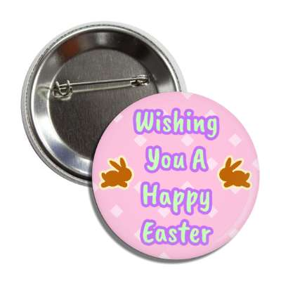 Wishing You A Happy Easter, happy easter, easter bunny, holiday, bunny, rabbit, egg, sunday, jesus resurrection