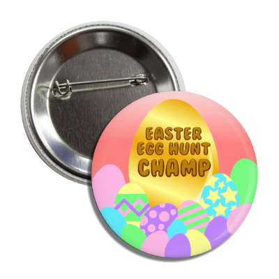 Easter Egg Hunt Champ, happy easter, easter bunny, holiday, bunny, rabbit, egg, sunday, jesus resurrection