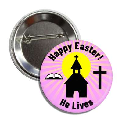 Happy Easter He Lives, happy easter, easter bunny, holiday, bunny, rabbit, egg, sunday, jesus resurrection